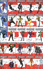 U.S.Avengers #1 Incentive Retailer Bonus Variant