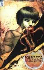 Yakuza Demon Killers #2 Regular Eli Powell