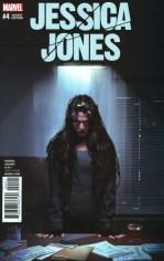Jessica Jones #4 Variant Jeff Dekal