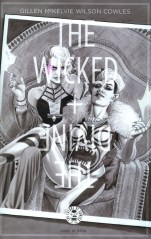Wicked + The Divine #26 Variant Nicola Scott