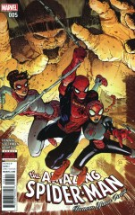 Amazing Spider-Man Renew Your Vows Vol 2 #5 Regular Ryan Stegman