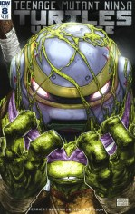 Teenage Mutant Ninja Turtles Universe #8 Regular Freddie Williams