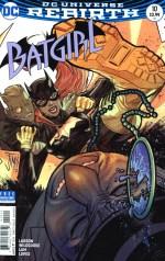 Batgirl Vol 5 #10 Variant Francis Manapul