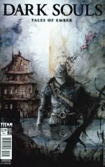 Dark Souls Tales Of Ember #1 Variant Daniele Serra