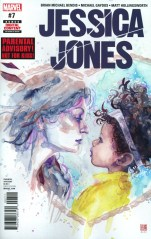 Jessica Jones #7 Regular David Mack