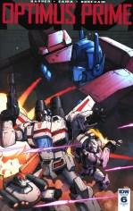 Optimus Prime #6 Incentive Jin Kim Variant