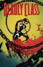 Deadly Class #28 Variant Wesley Craig Spawn Month Color