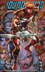Youngblood Vol 5 #1 Variant Rob Liefeld