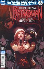 Batwoman Vol 2 #5 Regular Stephanie Hans