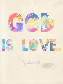 God is Love1