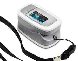 Easy@Home Fingertip Pulse Oximeter