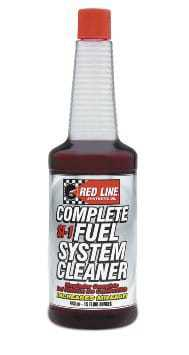 Red Line 60103 Complete SI-1 Fuel System Cleaner