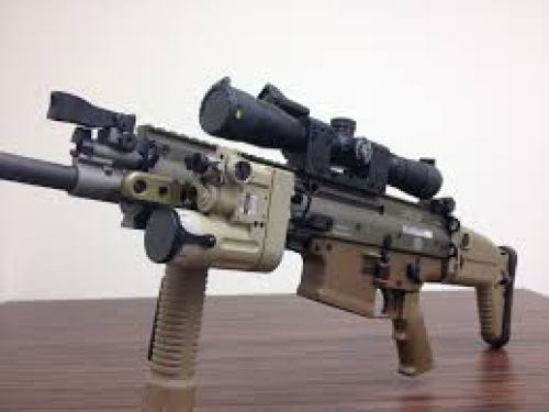 best scope for scar 17