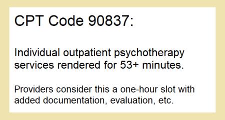 cpt code 90837 description