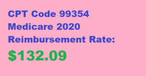 CPT Code 99354