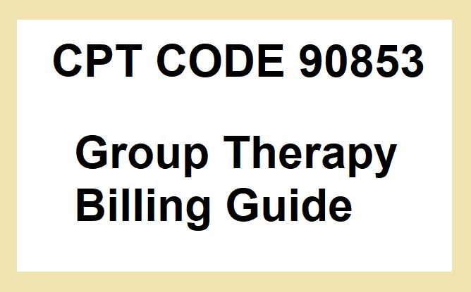 cpt code 90853