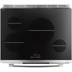 Bosch Kitchen Package Small Table Ideas Induction Range Review: 30-inch Slide-in Stove