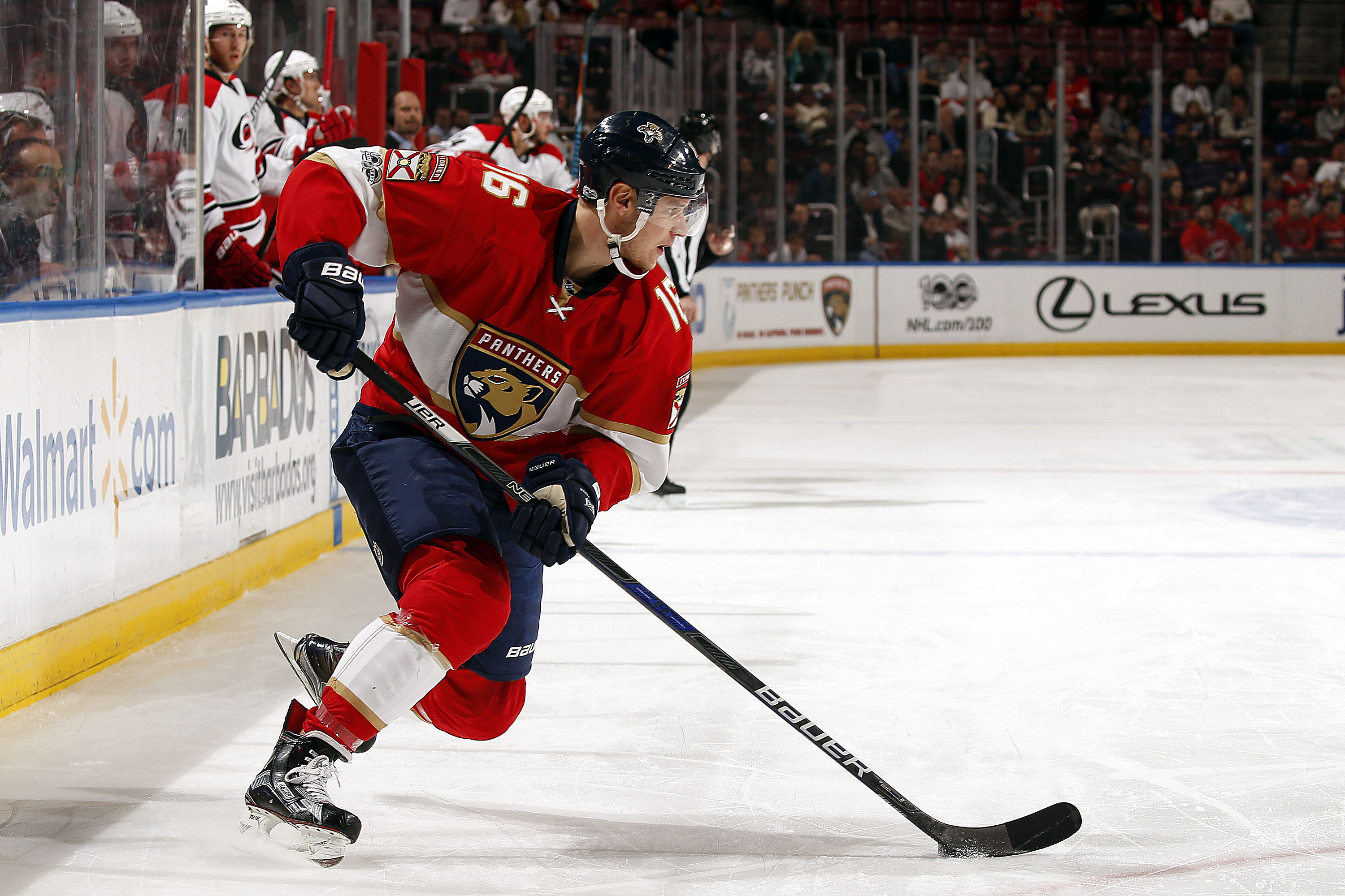 Florida Players Best Panthers