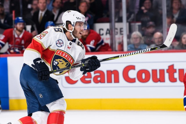 Florida Panthers: Mike Hoffman Will Have At Least 30 Goals this Season