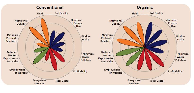 organic v conventional graphic