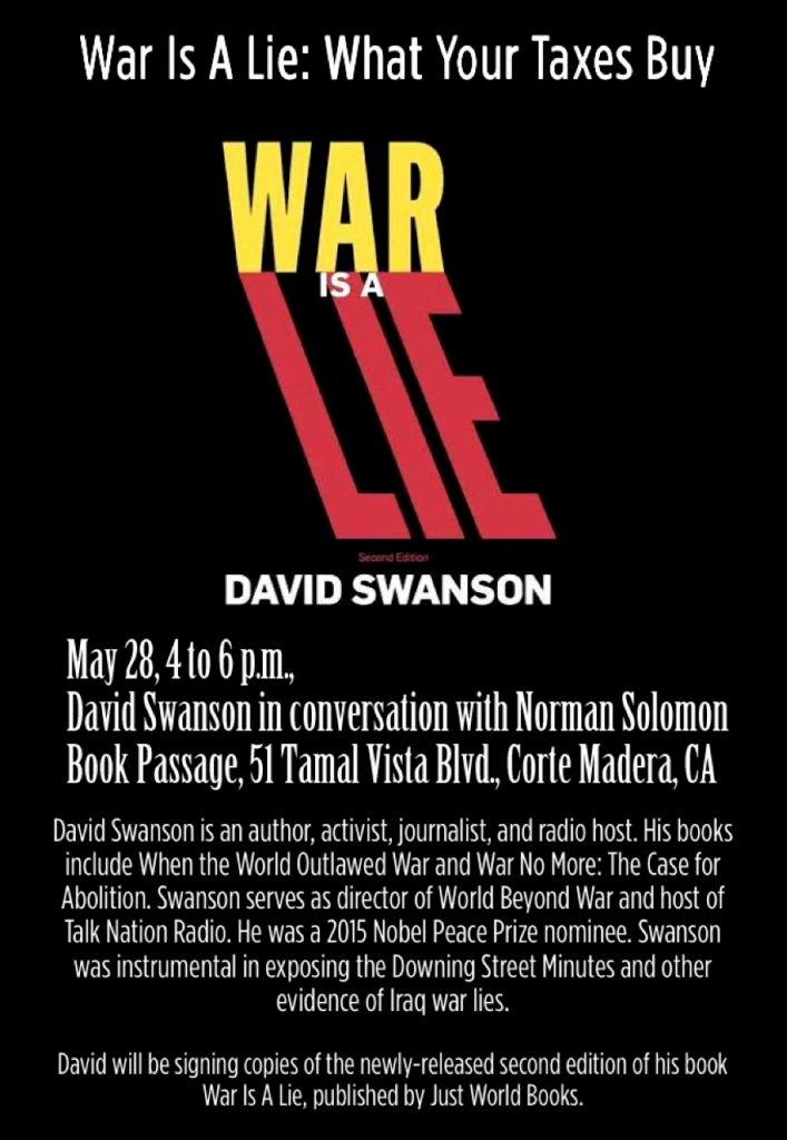 david swanson war is a lie