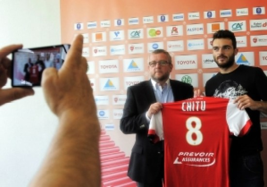 Chitu presented at Valenciennes