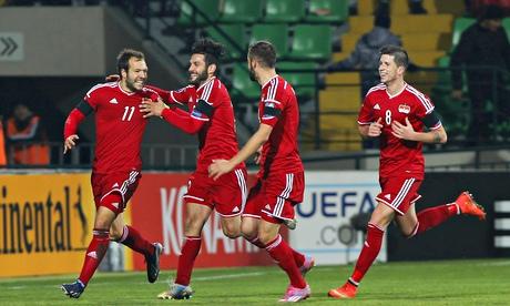 Moldova vs Liechtenstein