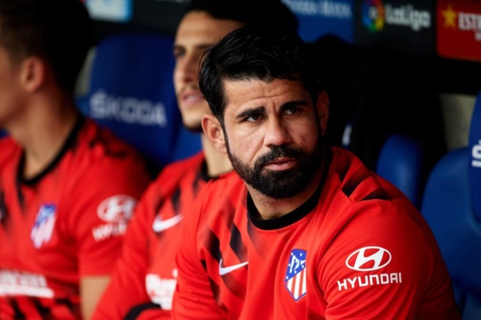 Benfica forced to deny Diego Costa transfer agreement