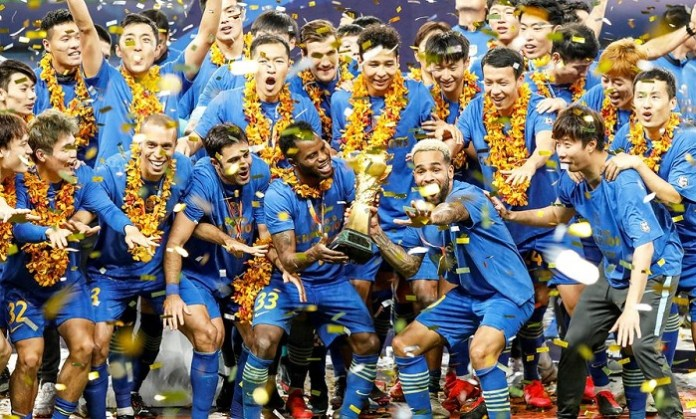 Chinese Super League holders Jiangsu FC have pulled out of AFC Champions League