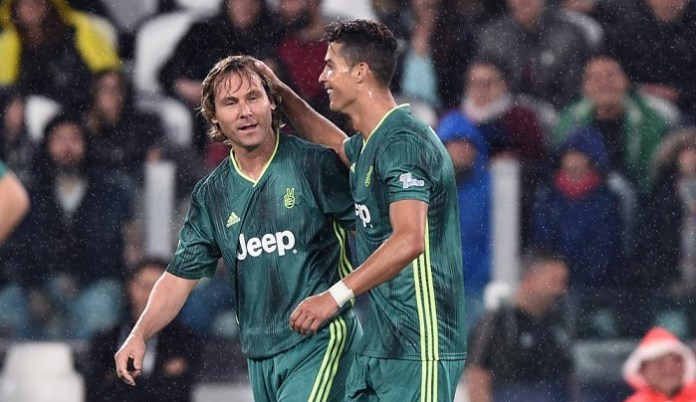 Pavel Nedved assures that Ronaldo & Pirlo will stay at Juventus