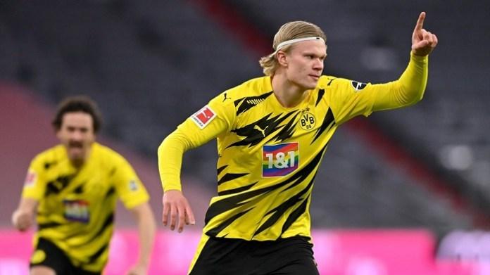 Transfer battle intensifies for Borussia Dortmund star Erling Haaland