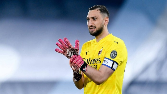 Donnarumma has not responded to AC Milan's contract offer for weeks