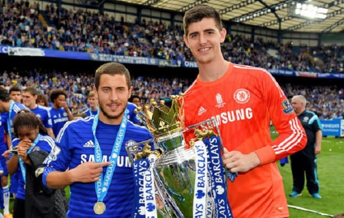Eden Hazard and Thibaut Courtois set for Stamford Bridge return