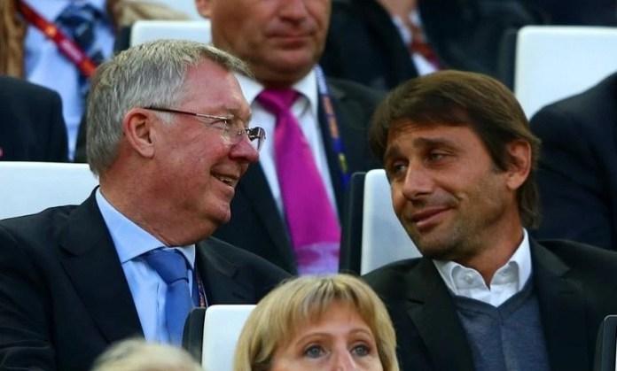 Antonio Conte 'open to Man Utd job' in Premier League return hint
