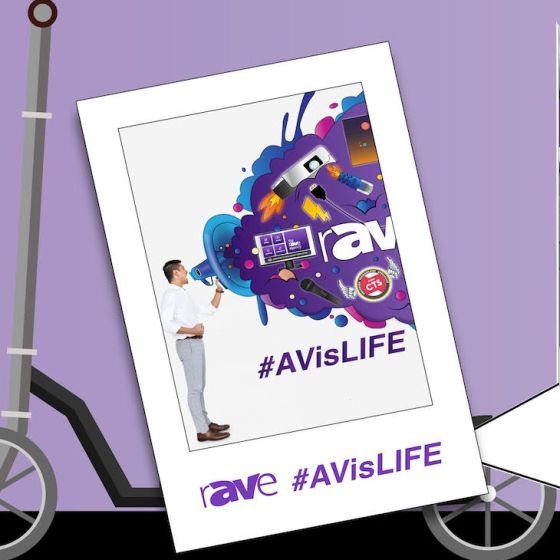 a picture of the design concept of #AVisLife mural