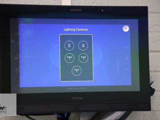 Extron TouchLink Pro touchpanel