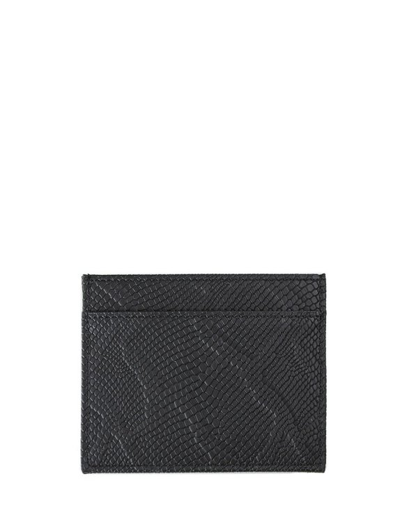 python card holder by Jenah St. in ecofriendly vegan leather affordable luxury