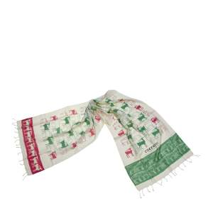 Hirana Peace Silk Handloom Scarf by Cocccon - eco-friendly fashion