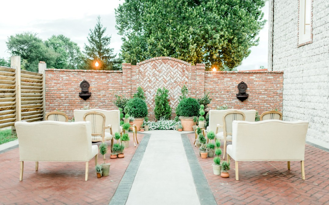 Ethereal Greenery And Potted Plants Styled Shoot Featured On Strictly Weddings!