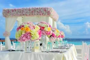 Memorable Beach Wedding Destinations in India