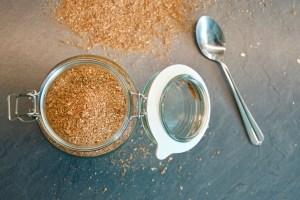 Müslipulver Granola Granolapulver Porridge Frühstück Clean Eating Vegan abnehmen gesund Essen Breakfast