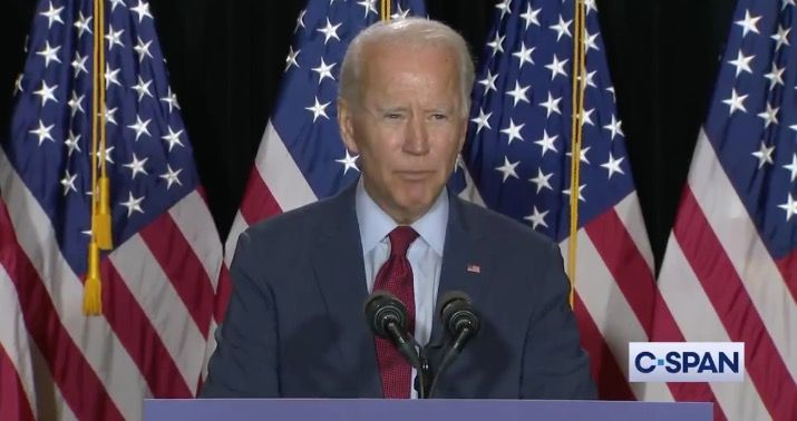"""Be a patriot"": It's time for a national mask mandate, says Biden"