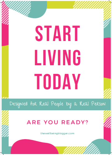 Start Living Today (Workbook Review)