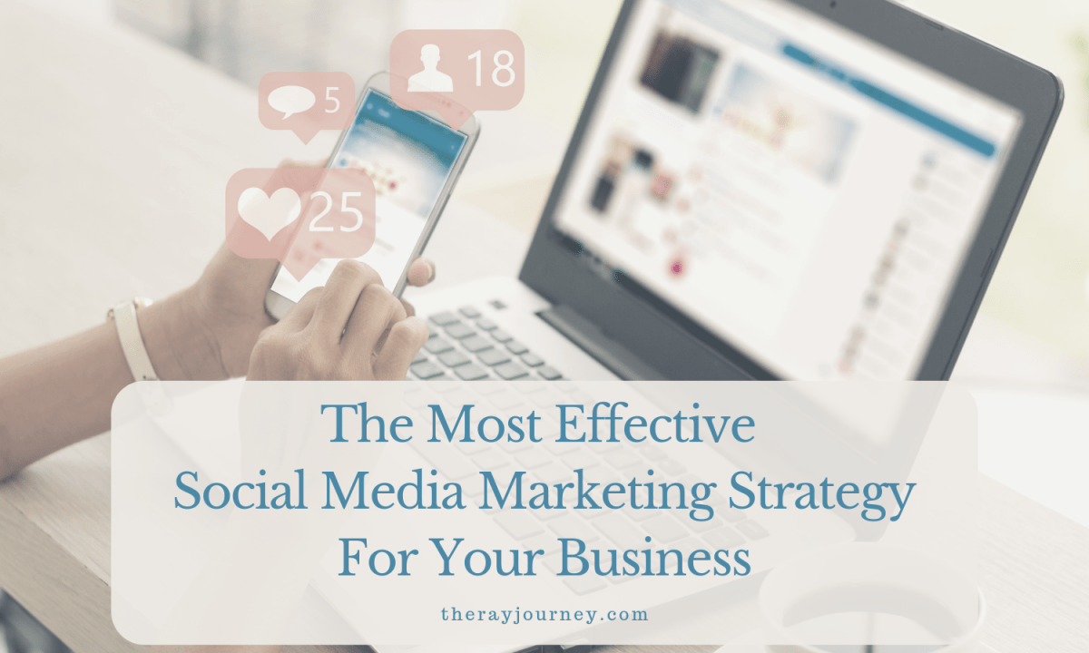 The Most Effective Social Media Marketing Strategy For Your Business or Brand