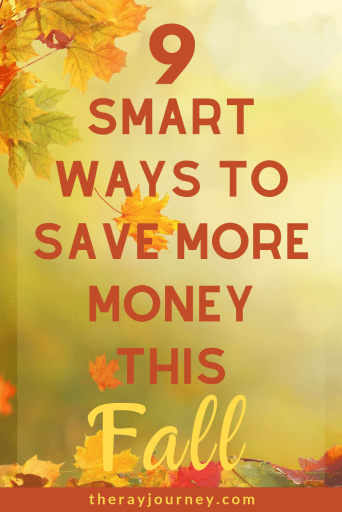 Saving Tips: 9 Smart Ways To Save More Money This Fall on Pinterest