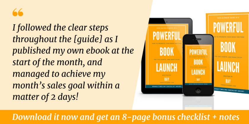Your Ultimate Guide To A Powerful Book Launch Review