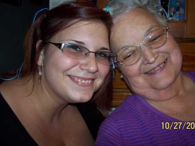 Heather & Nana 2