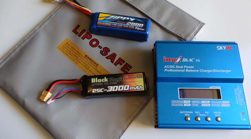 how to charge discharge and store a lipo battery title image