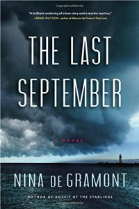 The Last September by Nina de Gramont