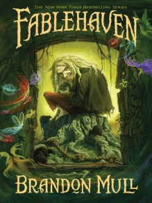 Fablehaven book #1 by Brandon Mull